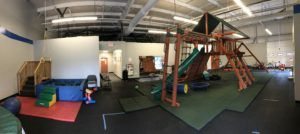 ABC Pediatric Therapy indoor playground