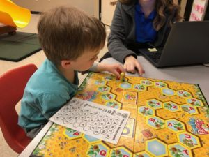ABC Pediatric Therapy Board game